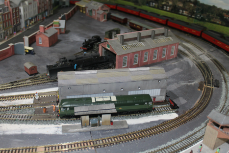 sheds and TMD on DCC