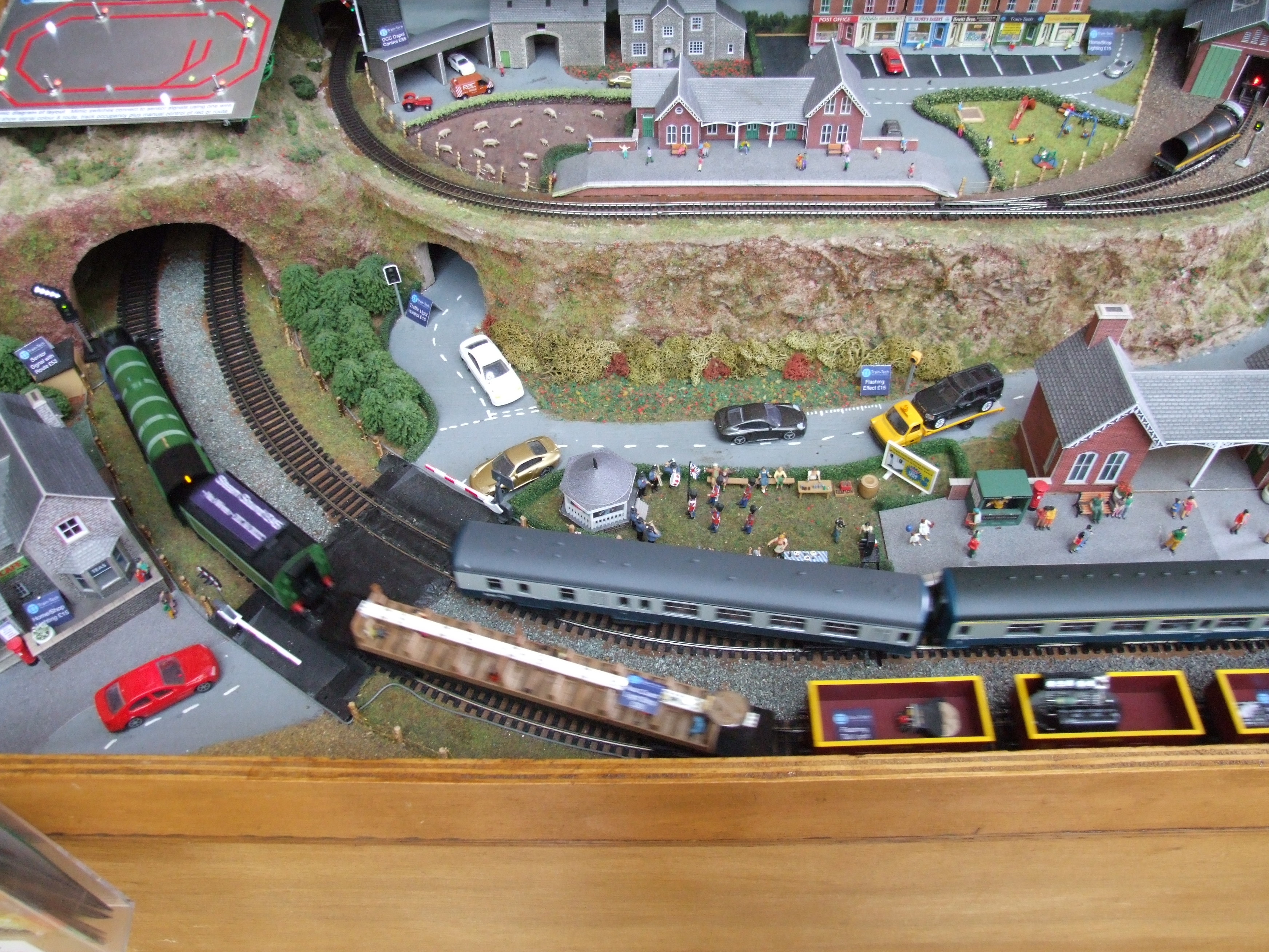 KLMRC Model Railway Exhibition 2018 – King's Lynn Model