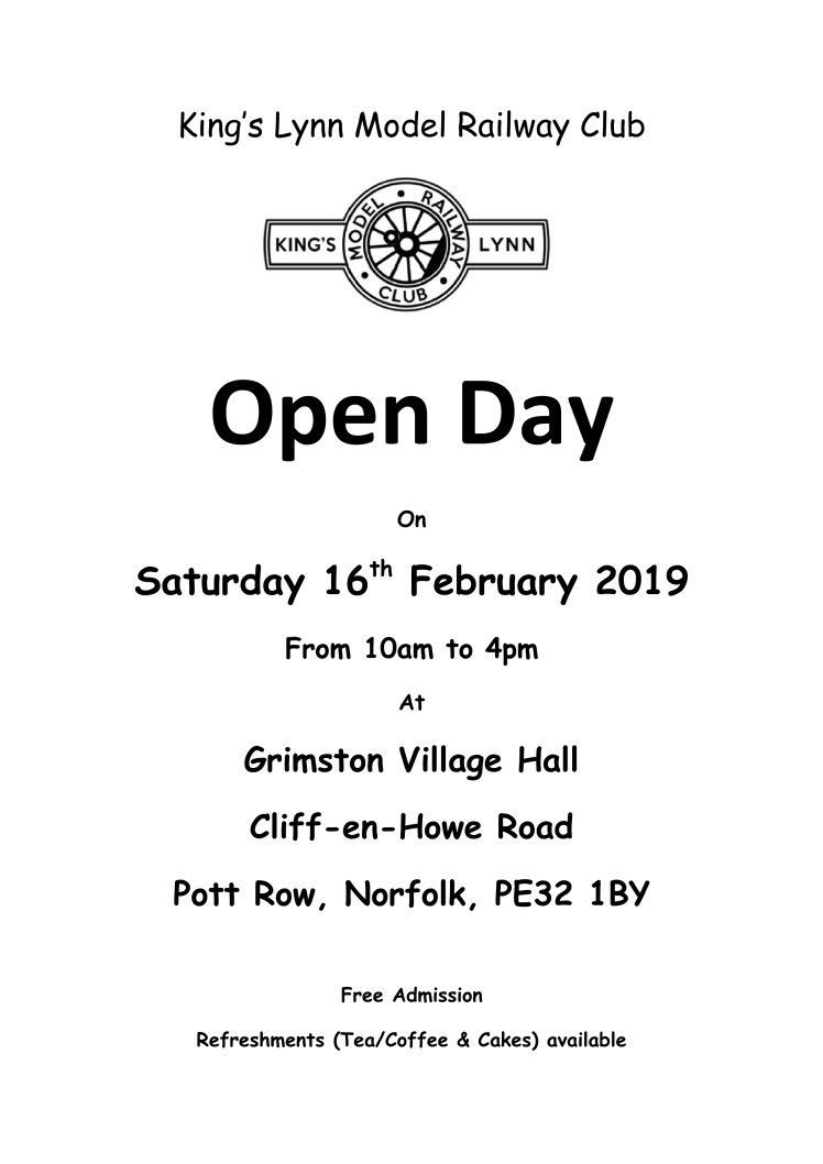 KLMRC Open Day Flyer 2019_1
